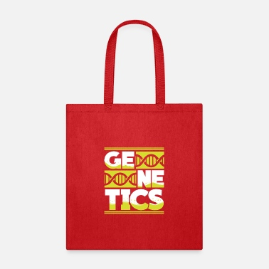 Biology Biology and Genetic - Tote Bag