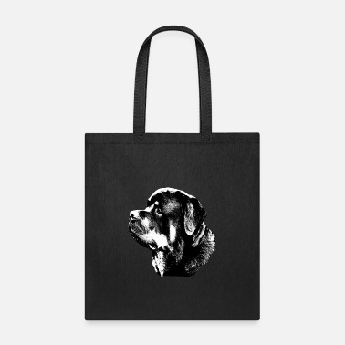 Attack Dog Rottweiler,Watch Dog,Attack Dog, - Tote Bag