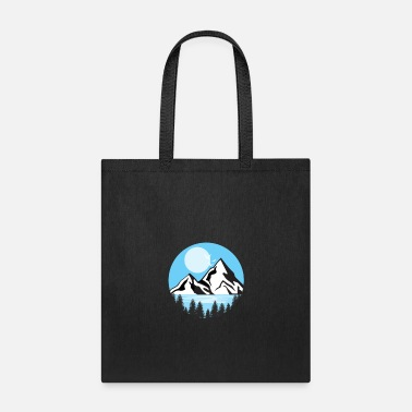 Alps Alps gift mountains mountains - Tote Bag
