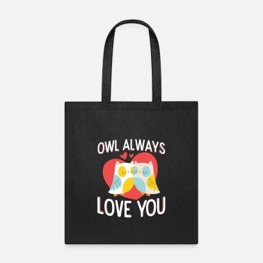 Owl love owls - Tote Bag