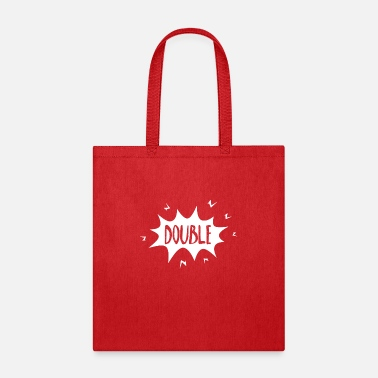Double doubles - Tote Bag