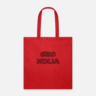 Search SEO Ninja Funny Analyst Lister Marketing - Tote Bag