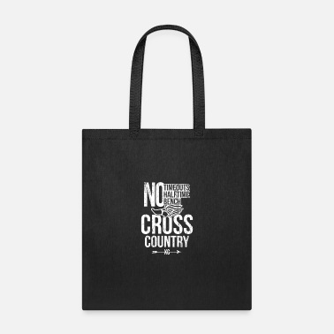 Country Cross Country No Timeouts - Tote Bag