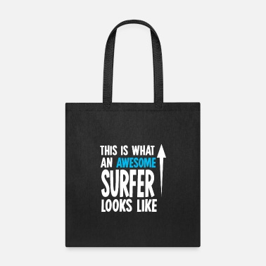Surf Surfing - Tote Bag