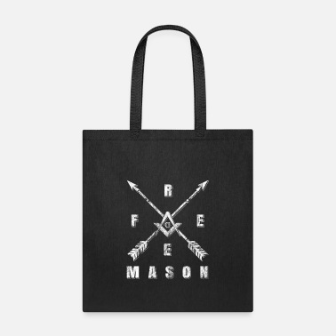 Fraternity Freemason fraternal Gift - Tote Bag