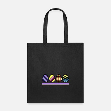 Easter Egg Easter Eggs - Tote Bag