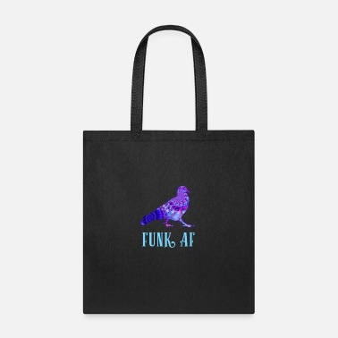 Pppp Pigeons Playing Ping Pong Funk AF PPPP - Tote Bag