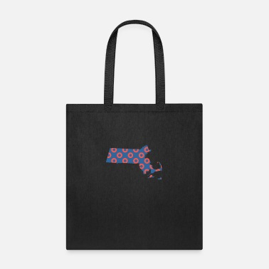 Phish Massachusetts Phish Fishman Donut Massachusetts Phanart - Tote Bag