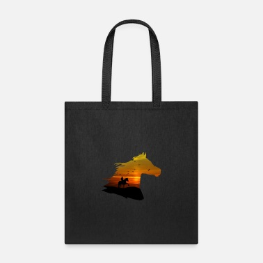 Stallion Horse Pony Gift Gallop Stallion Mare - Tote Bag