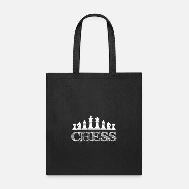 Chess Chess - Chess - figures - Tote Bag