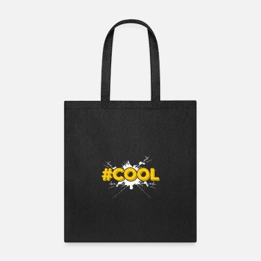 Hashtag #cool gift hashtag cool social media - Tote Bag