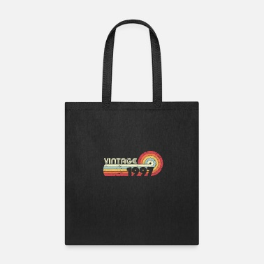 Production Year 1997 Vintage Product, Birthday Gift Tee. Retro - Tote Bag