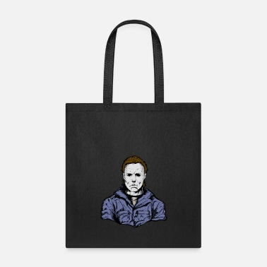 Legend Horror Legend Masked Psycho Crazed Killer - Tote Bag