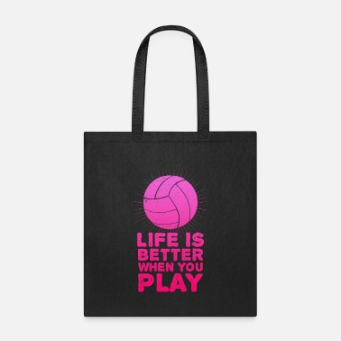 Volleyball Volleyball - Tote Bag