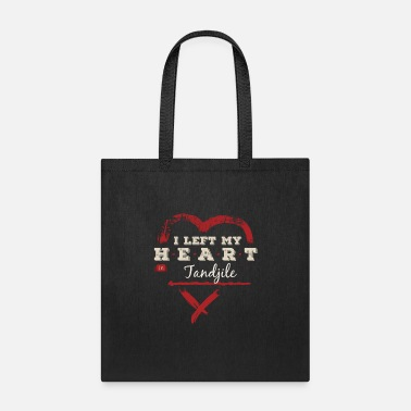 On Your Left I Left My Heart In Tandjile Pride - Tote Bag