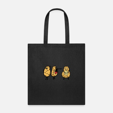 The Lost Potato - Tote Bag
