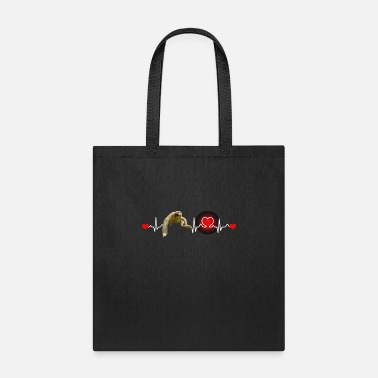 Thought Sloth Heartbeat - Tote Bag