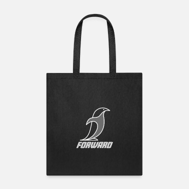 Motivation FORWARD PENGUIN - Tote Bag