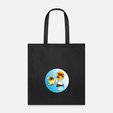 Crypto Ripple vacation - Tote Bag