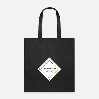 Games Monopoly - A Board Game Nobody Really Likes - Tote Bag