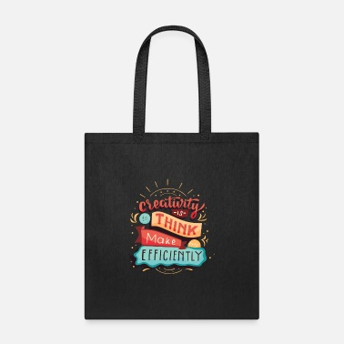 Creative creativity - Tote Bag