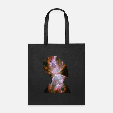 Nebula reshaped - Tote Bag