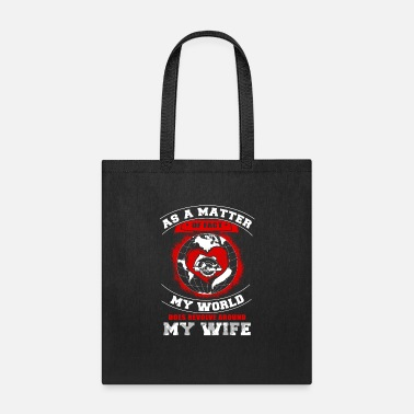 Grisons Woodcutter - as a matter on fact chef my world doe - Tote Bag