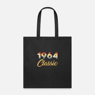 Year Of Birth 56 th Birthday Gift for Men And Women 1964 - Tote Bag