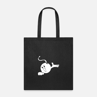 Mascot Cute Cartoon Character - Tote Bag