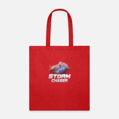 Weather Geographical Storm Chasing Weather Condition Gift - Tote Bag