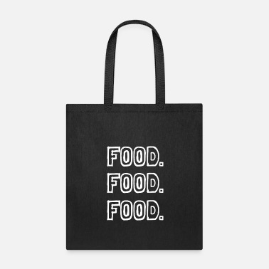 Food food food food - Tote Bag