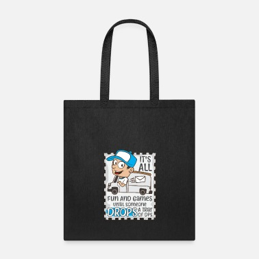 Worker Postal Worker - Tote Bag