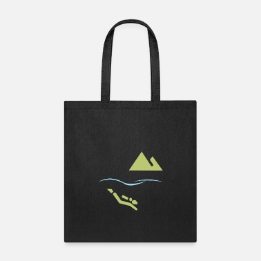 Deep to the deep - Tote Bag