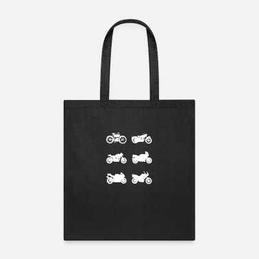 Triumph History of Triumph - Tote Bag