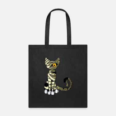 Bleached mummy_kitty - Tote Bag