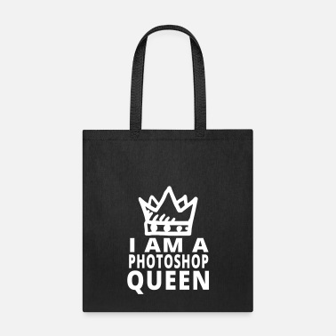 Photoshop Photoshop Queen - Tote Bag