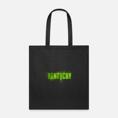 Us State Kentucky US State - Tote Bag