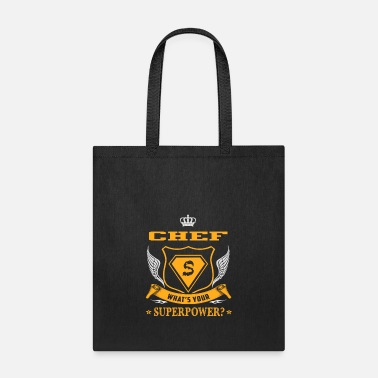 Super CHEF - SUPER POWER - Tote Bag