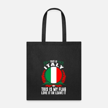 Italy This Is Italy - Tote Bag