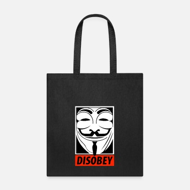 Anonymous Anonymous Obey - Tote Bag