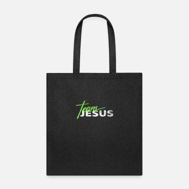 Thomas Christian Jesus Shirts Team God - Tote Bag