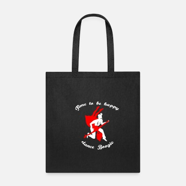 Boogie Dance Couple lifestyle passion gift idea - Tote Bag