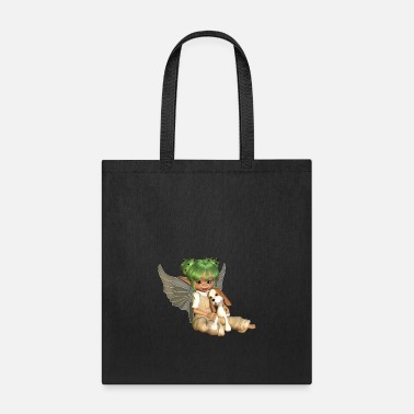 Laura Laura and Spike - Tote Bag