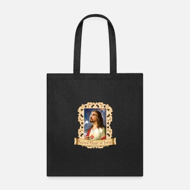 Sacred Heart Of Jesus Sacred Heart of Jesus CG0246 - Tote Bag