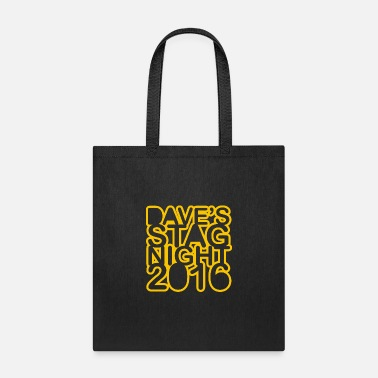 Stag Do Stag Night - Tote Bag