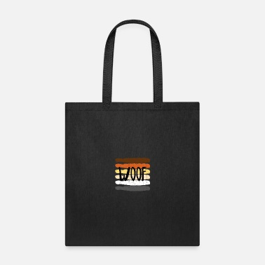 Bearpride Gay Bear Bearpride Pride Community Flag Rainbow - Tote Bag