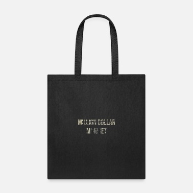 Rich MILLION DOLLAR MINDSET - Tote Bag