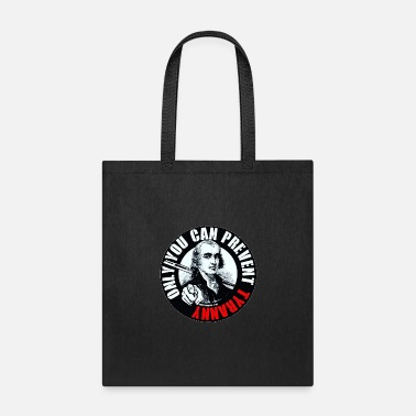 James Madison Prevention - Tote Bag
