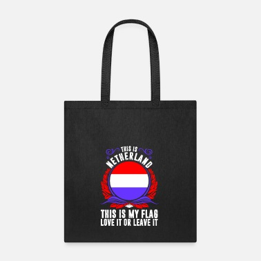 Netherlands This Is Netherland - Tote Bag
