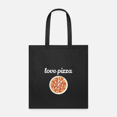Pizza pizza love - Tote Bag